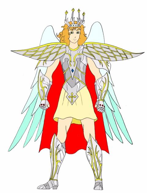Angeli di dio gabriel - Armatura dell immagine del dio ...